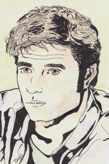 Robert Pattinson by Manon.V
